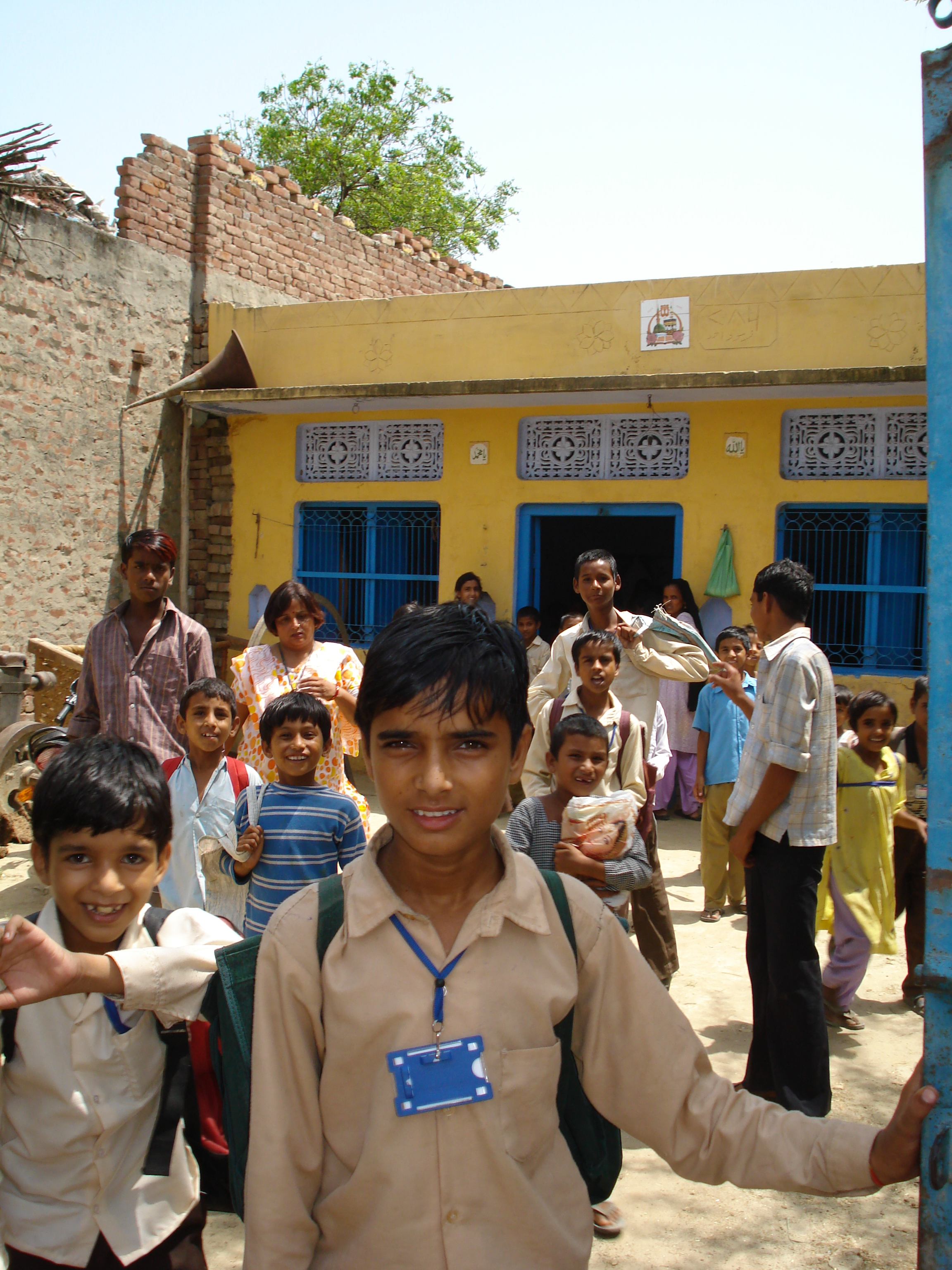 Ecole Sundesh village Dehra 18